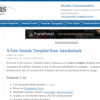 Шаблон JS Optimus для CMS Joomla от JoomlaShack