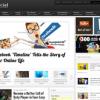Шаблон JS Social для CMS Joomla от JoomShaper