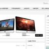 Шаблон JV Asent для CMS Joomla от JoomlaVision
