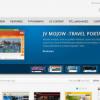 Шаблон JV Chao для CMS Joomla от JoomlaVision
