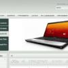 Шаблон JV Conto для CMS Joomla от JoomlaVision