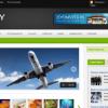 Шаблон JV Eoty для CMS Joomla от JoomlaVision