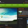 Шаблон JV Gallery для CMS Joomla от JoomlaVision