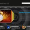 Шаблон JV Pandy для CMS Joomla от JoomlaVision
