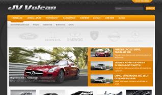 Шаблон JV Vulcan для CMS Joomla от JoomlaVision