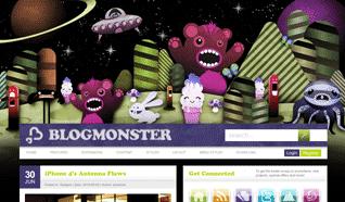 Шаблон JXTC BlogMonster для CMS Joomla от JoomlaXTC
