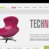 Шаблон JXTC DesignWerks для CMS Joomla от JoomlaXTC