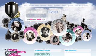 Шаблон JXTC Dub для CMS Joomla от JoomlaXTC