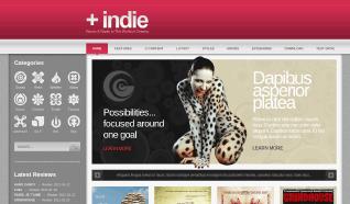 Шаблон JXTC IndieLife для CMS Joomla от JoomlaXTC