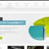 Шаблон JXTC Stratawerks для CMS Joomla от JoomlaXTC