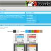 Шаблон NJ Oldskool GUI для CMS Joomla от NeoJoomla