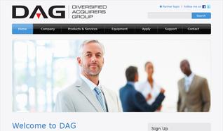 Шаблон OT DagGroup для CMS Joomla от OmegaTheme