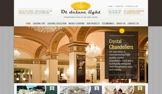 Шаблон OT DeluxeLight для CMS Joomla от OmegaTheme