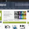 Шаблон RT Chromatophore для CMS Joomla от RocketTheme