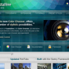 Шаблон RT Crystalline для CMS Joomla от RocketTheme