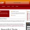 Шаблон RT Firenzie для CMS Joomla от RocketTheme