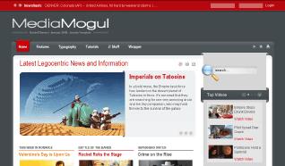Шаблон RT MediaMogul для CMS Joomla от RocketTheme