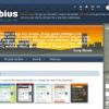 Шаблон RT Mobius для CMS Joomla от RocketTheme