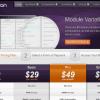 Шаблон RT Omnicron для CMS Joomla от RocketTheme