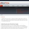Шаблон RT OneMoreThing для CMS Joomla от RocketTheme