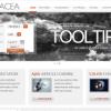 Шаблон RT Panacea для CMS Joomla от RocketTheme