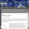 Шаблон RT PrimeTime для CMS Joomla от RocketTheme
