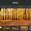 Шаблон RT Reflex для CMS Joomla от RocketTheme