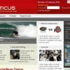 Шаблон RT Sporticus для CMS Joomla от RocketTheme