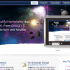 Шаблон RT Vertigo для CMS Joomla от RocketTheme