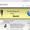 Шаблон S5 eWorld для CMS Joomla от Shape5