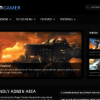 Шаблон S5 Hexicon Gamer для CMS Joomla от Shape5