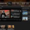 Шаблон S5 Mediaplate для CMS Joomla от Shape5