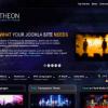 Шаблон S5 Pantheon для CMS Joomla от Shape5