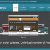 Шаблон S5 Phosphorus для CMS Joomla от Shape5