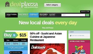 Шаблон TP Deals Plazza для CMS Joomla от TemplatePlazza