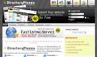 Шаблон TP Directory Plazza для CMS Joomla от TemplatePlazza
