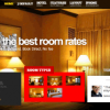 Шаблон TP Hotel Plazza для CMS Joomla от TemplatePlazza