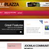 Шаблон TP Mobile Plazza для CMS Joomla от TemplatePlazza