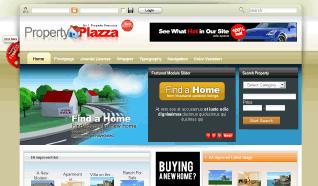 Шаблон TP Property Plazza для CMS Joomla от TemplatePlazza