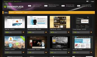 Шаблон TP ShowCase Plazza для CMS Joomla от TemplatePlazza