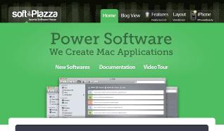 Шаблон TP Soft Plazza для CMS Joomla от TemplatePlazza