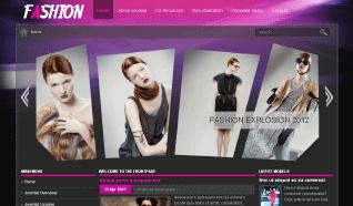 Шаблон VT Fashion для CMS Joomla от Vtem