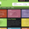 Шаблон YT Color Palette для CMS Joomla от YOOTheme