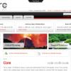 Шаблон YT Core для CMS Joomla от YOOTheme
