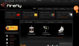 Шаблон YT Firefly для CMS Joomla от YOOTheme