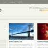 Шаблон YT Intro для CMS Joomla от YOOTheme