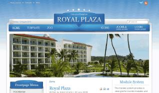 Шаблон YT RoyalPlaza для CMS Joomla от YOOTheme