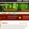 Шаблон YT Seasons для CMS Joomla от YOOTheme