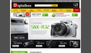 Шаблон OT DigitalBox для CMS Joomla от OmegaTheme